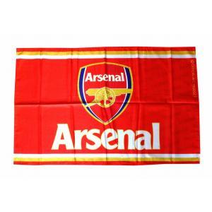 アーセナル(E) フラッグ(旗) 〔fl140〕 footballfan