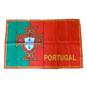 ポルトガル代表(E) フラッグ(旗) 〔fl142〕|footballfan