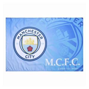 マンチェスターシティ フラッグ(旗) 〔fl144〕 footballfan