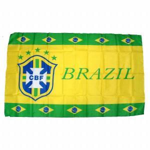 ブラジル代表 フラッグ(旗)|footballfan