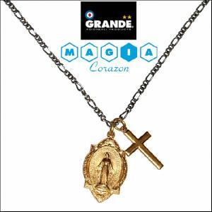 GRANDE MAGIA(マヒア) 『rosary』イエーニ ネックレス|footballfan