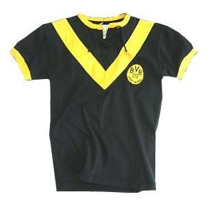 goool ヴィンテージ ユニフォーム ドルトムント(1953年アウェイ)|footballfan