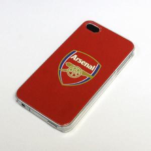 アーセナル iPhone4/4sケース|footballfan