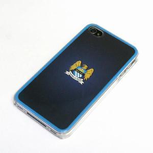 マンチェスターシティ iPhone4/4sケース|footballfan
