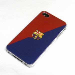 FCバルセロナ iPhone4/4sケース|footballfan