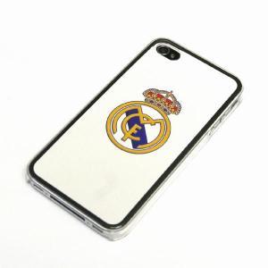 レアルマドリッド iPhone4/4sケース|footballfan