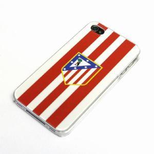 アトレティコマドリー iPhone4/4sケース|footballfan