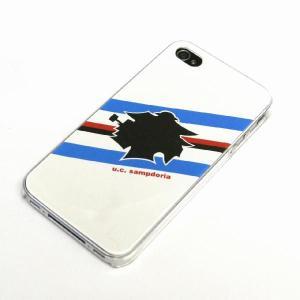 サンプドリア iPhone4/4sケース|footballfan