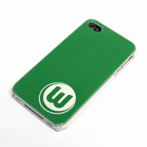 ヴォルフスブルグ iPhone4/4sケース|footballfan