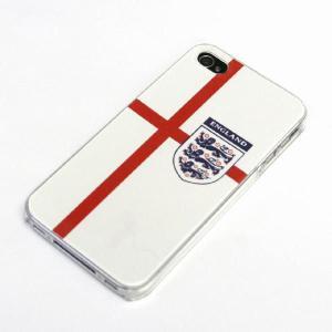 イングランド代表 iPhone4/4sケース|footballfan