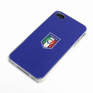 イタリア代表 iPhone4/4sケース|footballfan