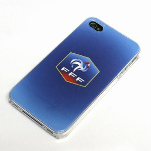 フランス代表 iPhone4/4sケース|footballfan