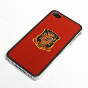 スペイン代表 iPhone4/4sケース|footballfan