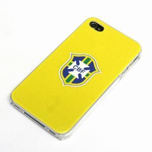 ブラジル代表 iPhone4/4sケース|footballfan