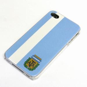 アルゼンチン代表 iPhone4/4sケース|footballfan