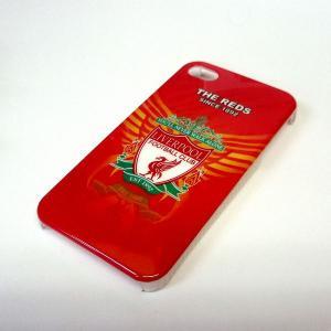 リバプールFC iphone4/4sプラスティックカバー|footballfan