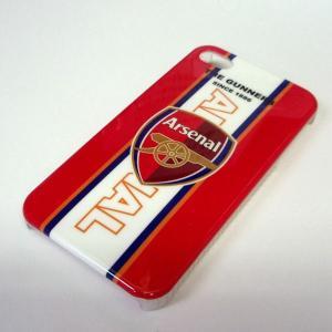 アーセナル iphone4/4sプラスティックカバー|footballfan