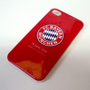 バイエルンミュンヘン iphone4/4sプラスティックカバー|footballfan
