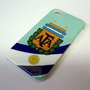 アルゼンチン代表 iphone4/4sプラスティックカバー|footballfan