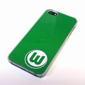 ヴォルフスブルグ iPhone5/iPhone5sケース footballfan