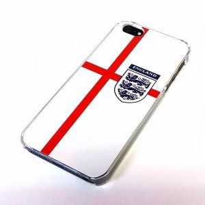 イングランド代表 iPhone5i/Phone5sケース|footballfan