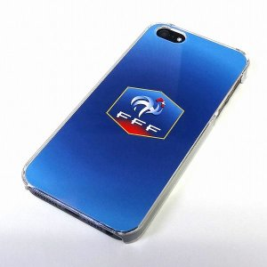フランス代表 iPhone5/iPhone5sケース|footballfan