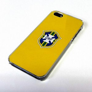 ブラジル代表 iPhone5/iPhone5sケース|footballfan