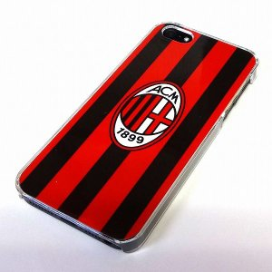 ACミラン iPhone5/iPhone5sケースB|footballfan
