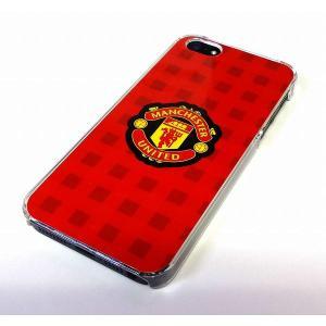 マンチェスターユナイテッド iPhone5/iPhone5sケースB footballfan