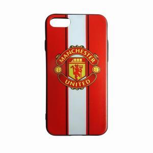 マンチェスターユナイテッド(赤×白) iPhone7/8ケース|footballfan