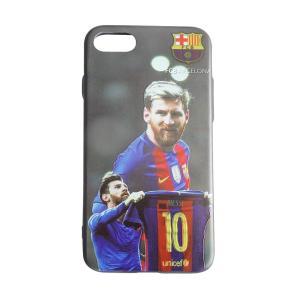 メッシ(FCバルセロナ) iPhone7/8ケース|footballfan