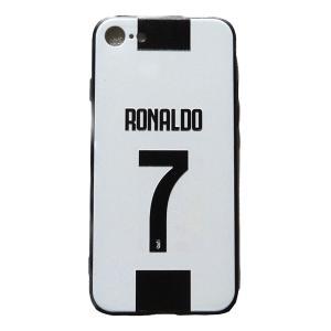 C.ロナウド(ユベントス)背番号 iPhone7/8ケース|footballfan