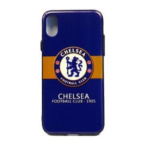 チェルシー iPhoneX/Xsケース|footballfan