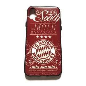 バイエルンミュンヘン iPhoneX/Xsケース|footballfan