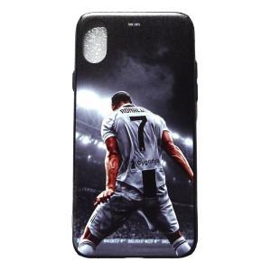 C.ロナウド(ユベントス) iPhoneX/Xsケース footballfan