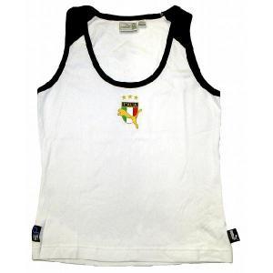 PUMA ITALIA イタリア代表 ノースリーブTシャツ(レディース/白)|footballfan