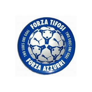 PUMA ITALIA イタリア代表 缶バッジ|footballfan