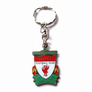リバプールFC エンブレムキーホルダー|footballfan