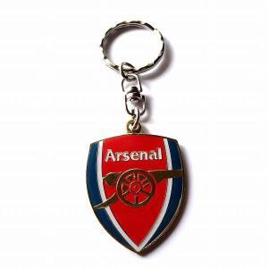 アーセナル エンブレムキーホルダー|footballfan