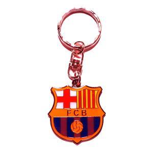 FCバルセロナ エンブレムキーホルダー|footballfan