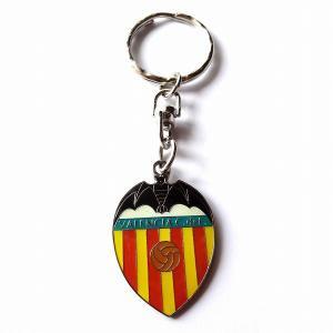 バレンシア エンブレムキーホルダー|footballfan
