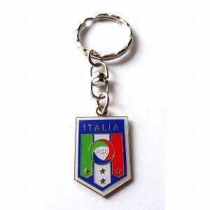 イタリア代表 エンブレムキーホルダー|footballfan