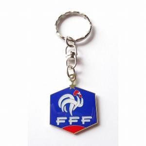 フランス代表 エンブレムキーホルダー|footballfan