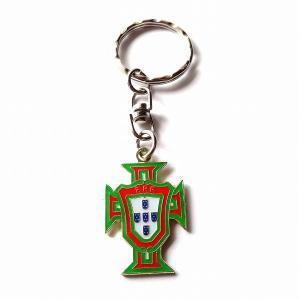 ポルトガル代表 エンブレムキーホルダー|footballfan