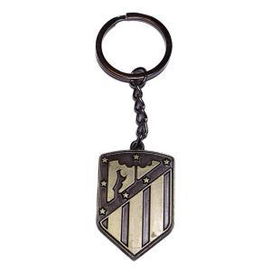 アトレティコマドリード ブロンズキーホルダー〔k145〕 footballfan