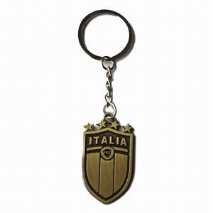 イタリア代表B ブロンズキーホルダー〔k147〕|footballfan