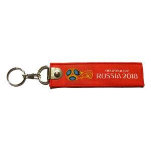 ロシアワールドカップ2018 フライトタグキーホルダー〔kft020〕|footballfan