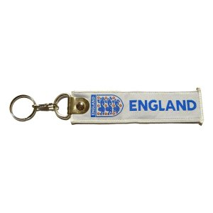 イングランド代表 フライトタグキーホルダー〔kft021〕|footballfan
