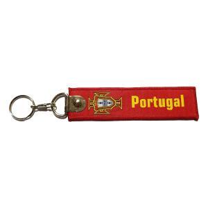 ポルトガル代表 フライトタグキーホルダー〔kft027〕|footballfan