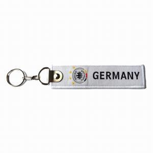 ドイツ代表(4つ星) フライトタグキーホルダー〔kft030〕|footballfan